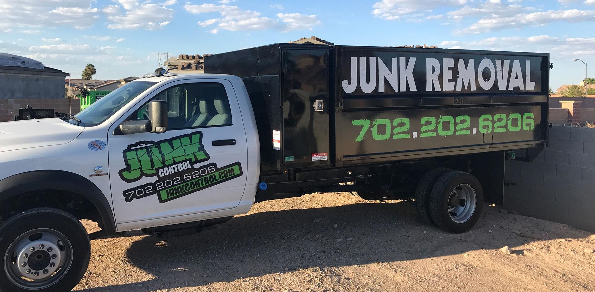 Junk Control Las Vegas - 5 Quick Tips For Junk Removal In Las Vegas