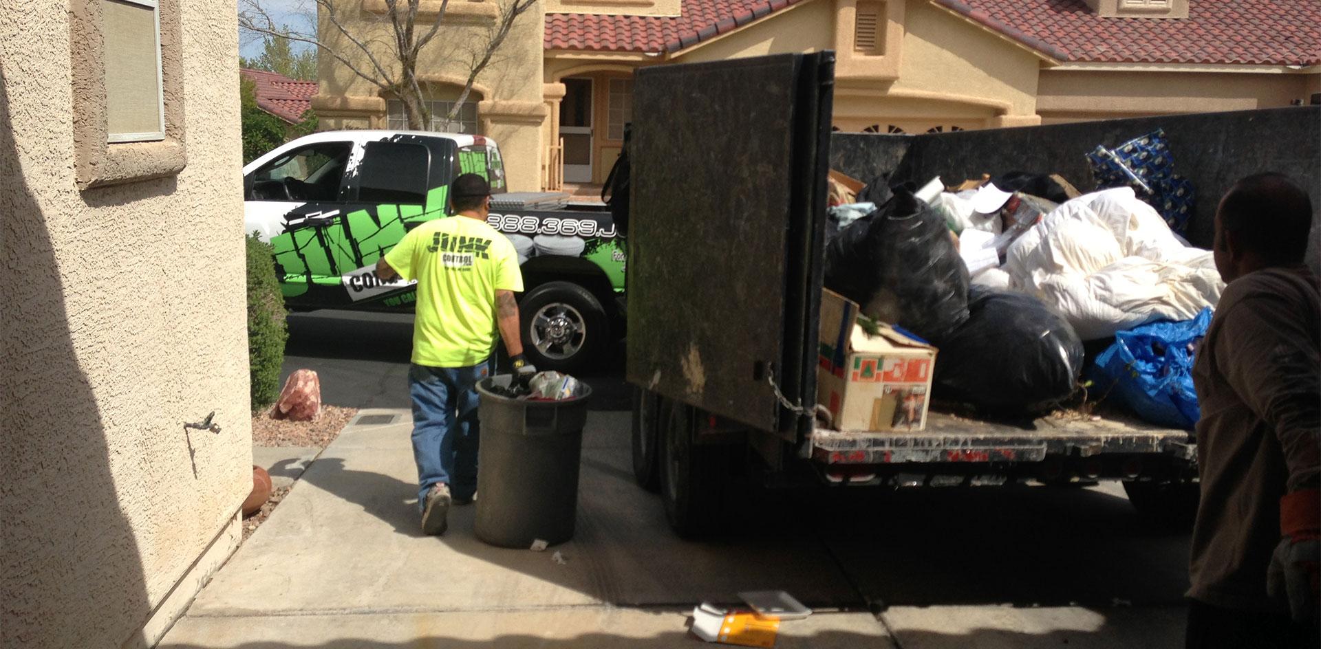 Junk Control Las Vegas - 3 Main Steps To Make A Junk Removal Plan