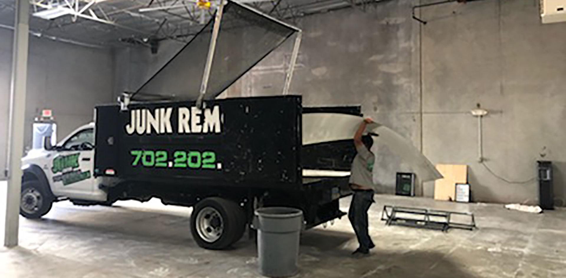 Junk Removal In Inspirada: Junk Control LV | Junk Control